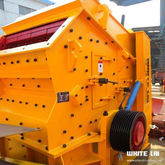 Wear resistance impact crusher
