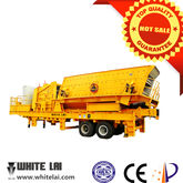 Mobile crusher plant, mobile st