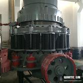 Cone crusher in grinding machin