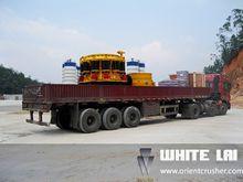 Aggregate crushing plant (wlcc1
