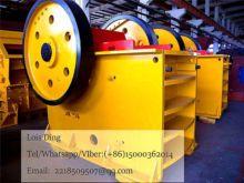 Mining rock crusher machine for