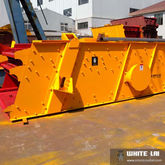 Vibrating screens for mining ma