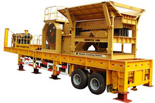 Whitelai portable crusher plant