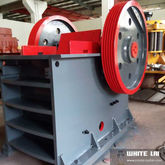 Hot sale concrete crusher equip