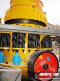High efficiency hydraulic cone