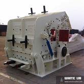 Coal crusher for limestone aggr
