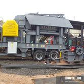 Portable crusher  in coal; mini