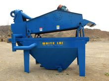 Sand collecting system 2012