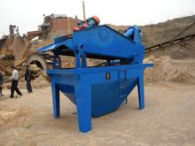 Sand collecting system equipmen