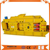 Double roller crusher for coal