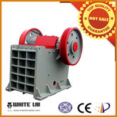 Stone jaw crusher with 60-80 tp