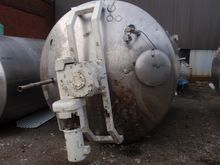Used 3500 GAL PROCES
