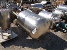 Used 40 GAL STAINLES
