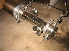 "4"" ALL-FILL AUGER FEEDER, 316L"