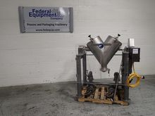 3 Cu Ft P-K Twin Shell Blender,