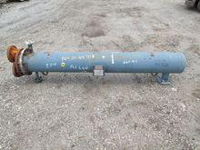 56 Sq ft ITT Heat Exchanger, C/