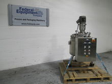 2009 60 Gal Ross Reactor, S/S,