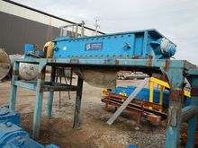125 HP SSI DUAL SHAFT SHREDDER,