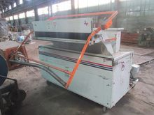 20 HP MPG SHEET GRINDER, MODEL