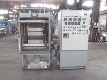 "1991 75 Ton TMP Press, 18"" x 18"