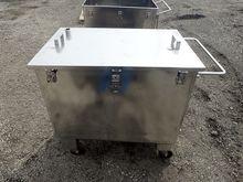 90 Gallon Portable Tub, 316 S.S