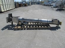 "2000 10"" Dalex Screw Conveyor,"