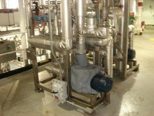 5 KW WATLOW OIL HEATER, 480 VOL
