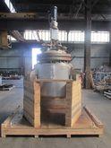 2011 100 Gal Pfaudler Reactor,