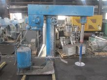40/20 HP MYERS DISPERSER, S/S
