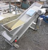 "12"" X 5' INCLINED BELT CONVEYOR"