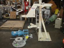 2 HP CHEMINEER AGITATOR SYSTEM,