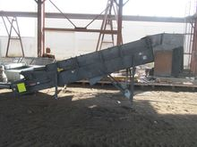 "40"" W x 18' L Belt Conveyor"