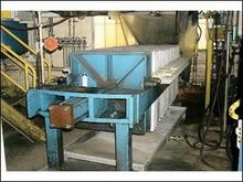 "Augerot 36"" FILTER PRESS, POLY,"