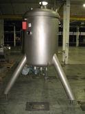 150 GAL PRESSURE RECEIVER, S/S