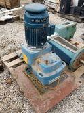 2 HP CHEMINEER AGITATOR, MODEL