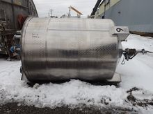 Used 1200 Gal Stainl