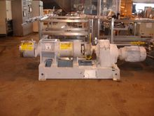 "8"" BONNOT EXTRUDER, S/S, 30 HP"