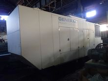 2007 600 KW Generac Stand-by Ge