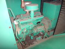 Onan 50 Generator with Transfer