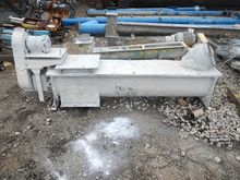 "12"" D X 6' L SCREW CONVEYOR S/S"