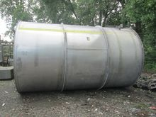 6000 GAL 304 STAINLESS STEEL TA