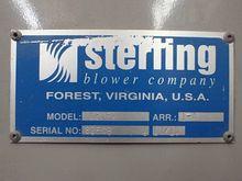 2010 20 HP Sterling Blower