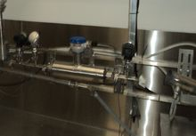 KROHNE MASS FLOW METER, MODEL O