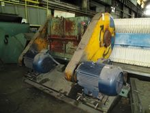 200 HP Ball & Jewel Granulator,