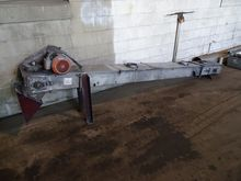 26' CLEATED BELT CONVEYOR, S/S