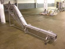 "4"" X 10' AUTOPACK BELT CONVEYOR"
