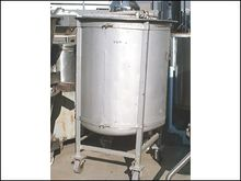 Pfaudler 200 GAL GLASS LINED TA