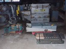 Holzmag Single Shaft Shredder,