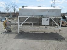 150 Cu Ft Stainless Steel Hoppe