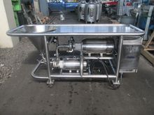 Fristam Powder Mixing System, M